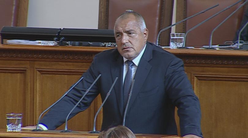 Премиерът Бойко Борисов отказа да коментира решението на съда да