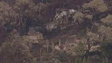 Над 100 къщи изгоряха от горски пожар в Австралия
