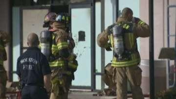 Пожар избухна в джамия в САЩ