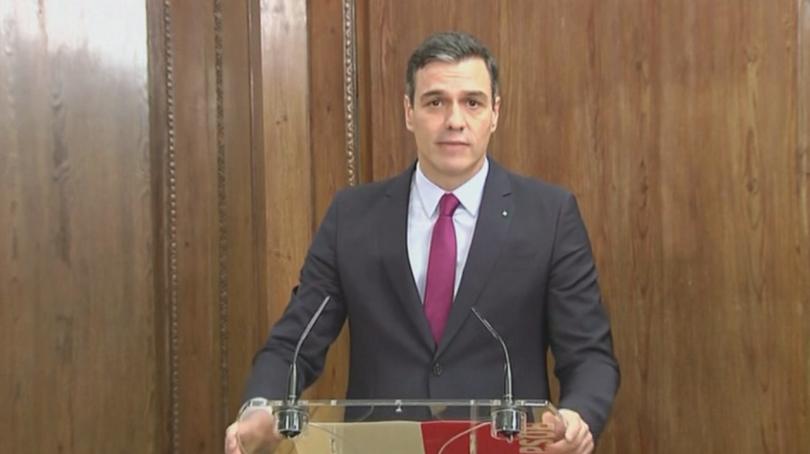 В Испания започва обсъждане на номинацията на Педро Санчес за