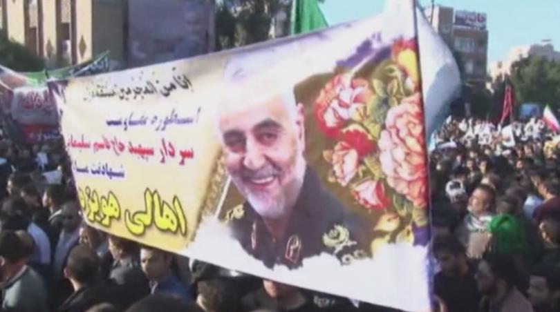 Расте напрежението между САЩ и Иран след убийството на Касем Солеймани