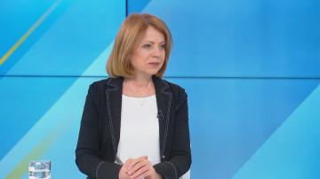 Фандъкова: За улиците в кварталите сме заложили 12 млн. лв. повече от 2019 г.