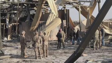 От Пентагона признаха, че има ранени американци при иранските удари в Ирак