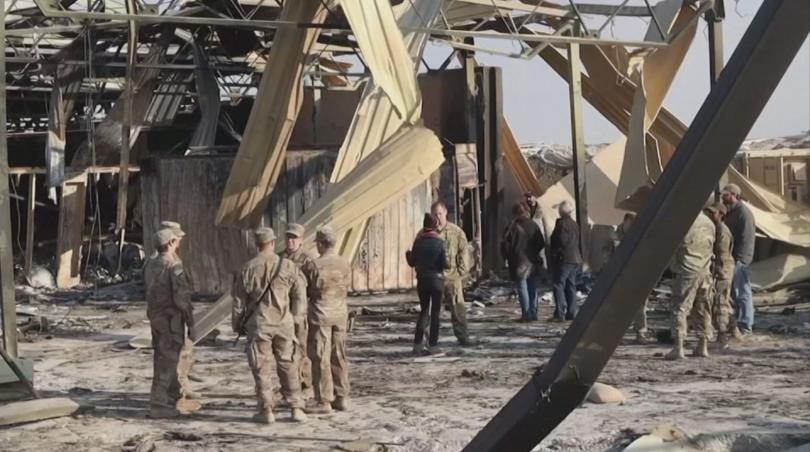 Пентагонът призна, че при иранските удари срещу военни бази на