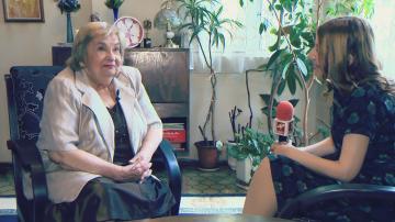 Актрисата Слава Рачева празнува юбилей - става на 80 години