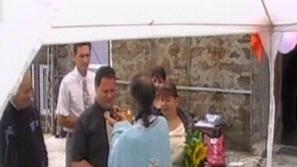 За първи път сватба на връх Мусала