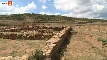 Неяснота за бъдещето на археологическите находки край Благоевград