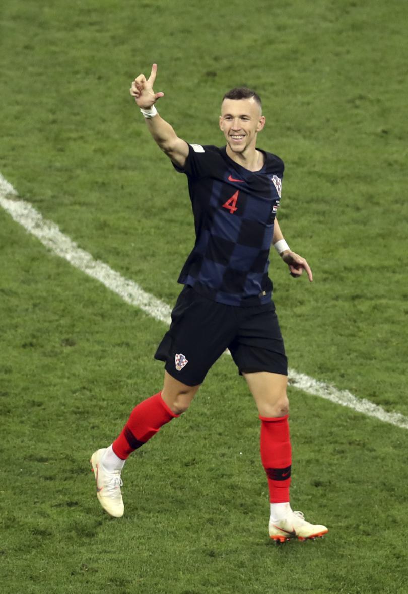 снимка 13 Хърватия отива на финал с Франция на Световното първенство в Русия (СНИМКИ)