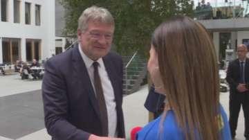 В Германия преговорите за нови коалиции в Европарламента започнаха