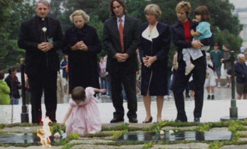 Снимка: Почина внучка на Робърт Кенеди