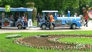 Обновяването на русенските градини