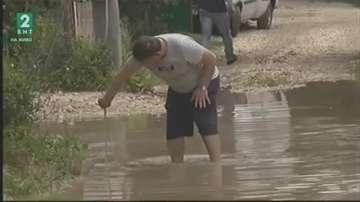 Варненска улица се наводнява при всеки дъжд