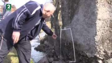 Замърсена питейна вода в пет населени места в област Кюстендил