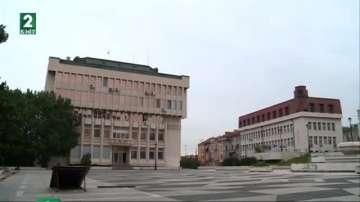 Затвориха улица в центъра на Асеновград заради изграждането на водния цикъл