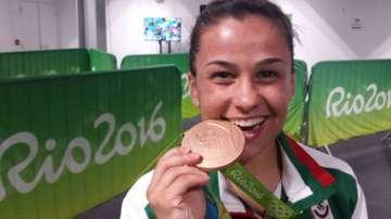 Елица Янкова донесе първи медал за България от Олимпиадата