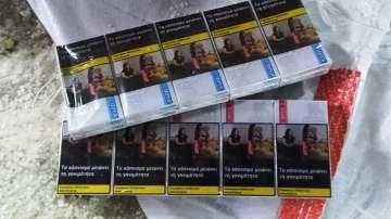 Над 8 млн. къса нелегални цигари откриха в район Искър