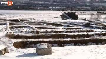 Има ли опасност за античното селище край Покровник?