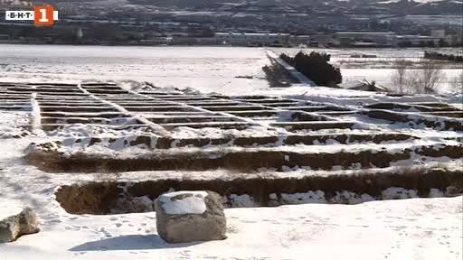 Античното селище, което преди няколко месеца беше разкрито край благоевградското