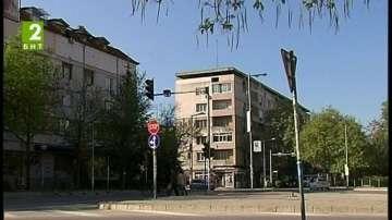 Ново кръгово кръстовище в Благоевград