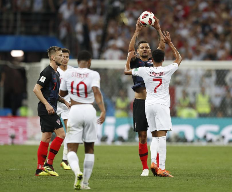 снимка 15 Хърватия отива на финал с Франция на Световното първенство в Русия (СНИМКИ)
