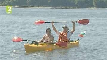 Международната регата по Дунав акостира в Русе