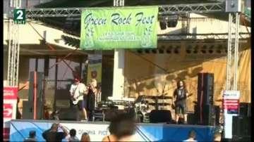 GREEN ROCK FEST за девети път разтърсва Русе