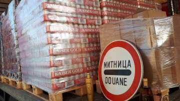 Задържаха нелегален алкохол на Дунав мост 2