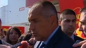 Премиерът Борисов коментира изводите в доклад на Сметната палата за управлението на Станишев