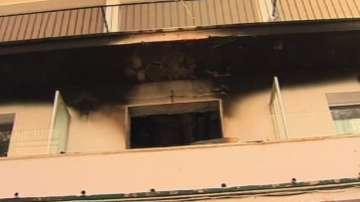 600 туристи са евакуирани заради пожар в хотел в Майорка