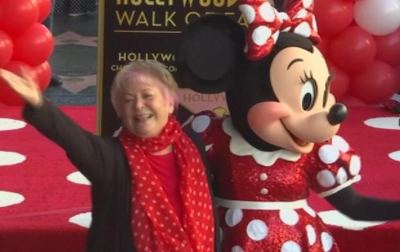 Снимка: Почина актрисата, озвучила Мини Маус и Пебълс Флинтстоун