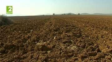 По-евтина земеделската земя в Пиринско