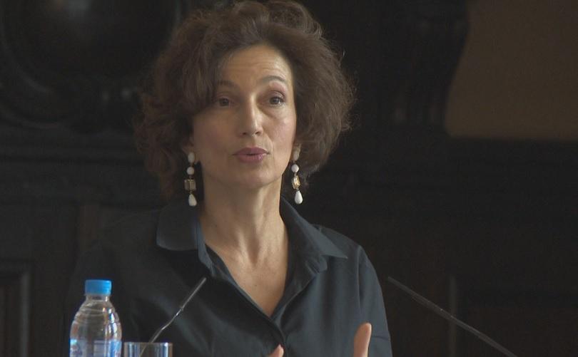Генералният директор на ЮНЕСКО Одре Азуле е в България по