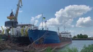 Украйна задържа руски танкер