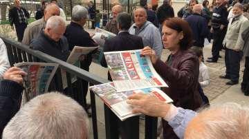 Избирателният процес в една от секциите в Бурса е временно прекъснат