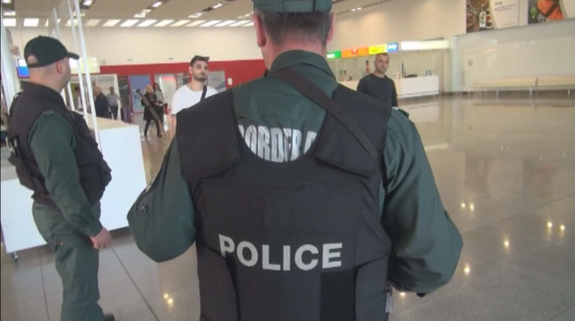 снимка 18 Строги мерки за сигурност на летищата в София, Варна и Бургас