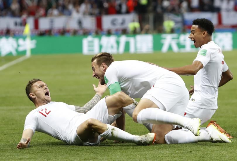 снимка 18 Хърватия отива на финал с Франция на Световното първенство в Русия (СНИМКИ)