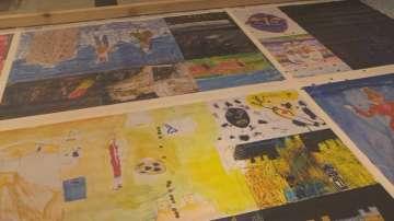 Проект Медея с изложба на деца от малцинствата