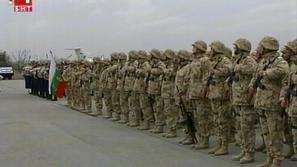 Военните от Ирак се прибраха у дома
