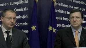 Барозу: Не политизирайте въпроса с фондовете!