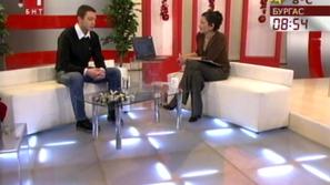 Голямото четене преди малкия финал на 21 декември  - разговор с  главния сценарист Димитър Стоянович