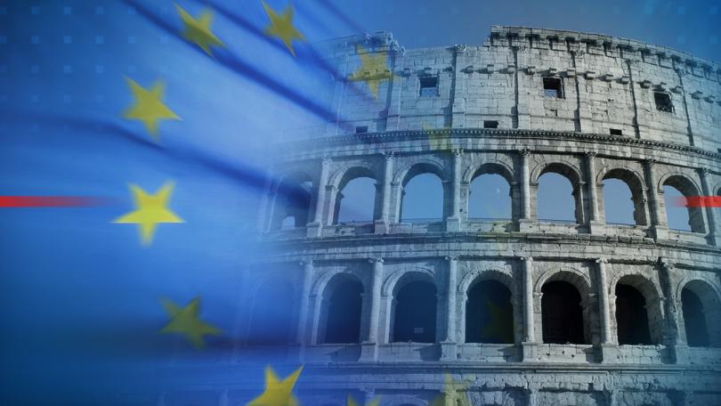 В Италия евроскептиците спечелиха европейските избори . Крайнодясната партия