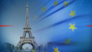 Победа за партията на Марин льо Пен на евроизборите във Франция