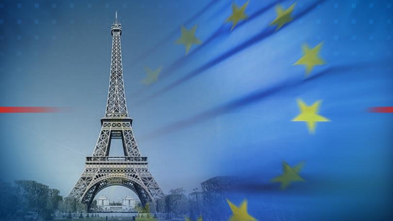 Крайнодесните във Франция печелят първото място в надпреварата за европарламент