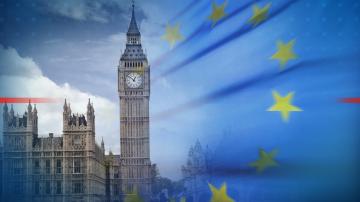 """Евроскептичната партия """"Брекзит"""" печели евроизборите във Великобритания"""