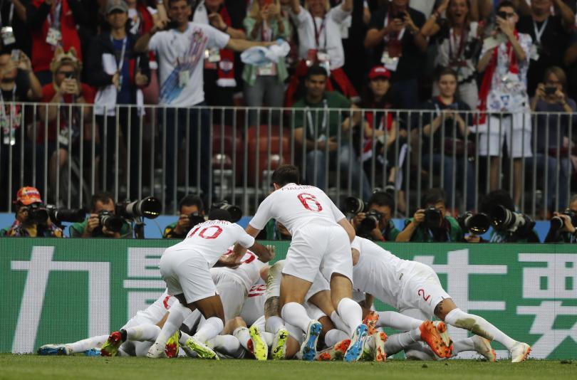 снимка 19 Хърватия отива на финал с Франция на Световното първенство в Русия (СНИМКИ)