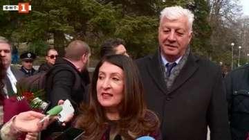 Херо Мустафа почете паметта на Васил Левски в Пловдив