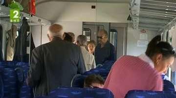 Влак от Москва до Черноморието