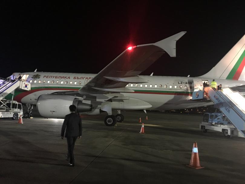 снимка 5 Борисов пристигна в Южна Корея, ще търси партньорство за иновации