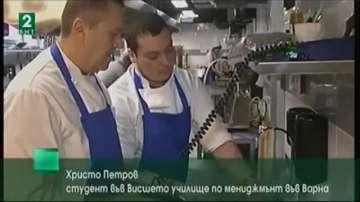Готвачи показват тайни на молекулярната кухня