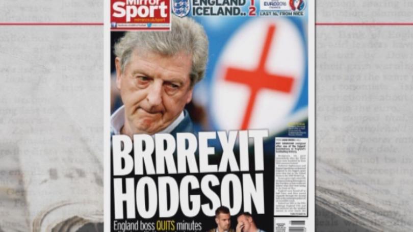 снимка 32 Само Англия може да напусне Европа два пъти за една седмица